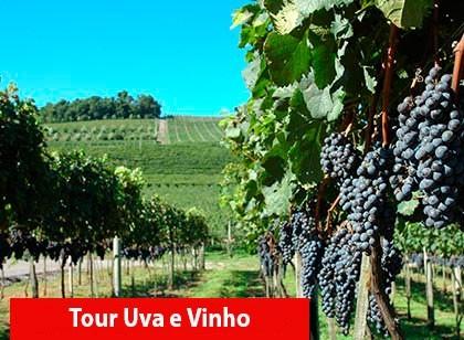 Tour Trem e Vinho com Trem Maria Fumaça e Epopeia Italiana